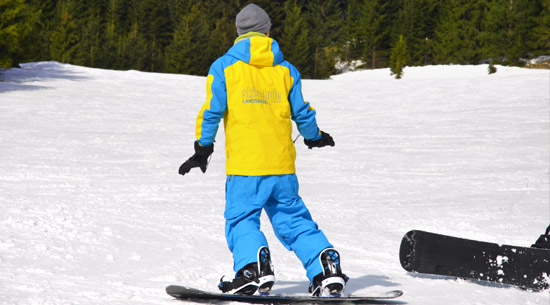 Snowboardkurs1